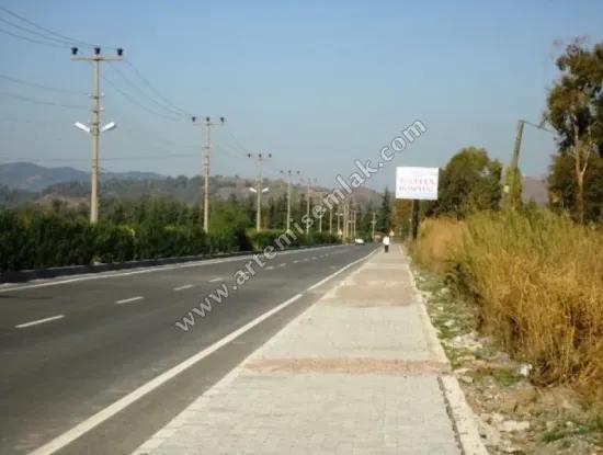 Grundstück Zum Verkauf In Dalaman Flughafen Road .428 M2.