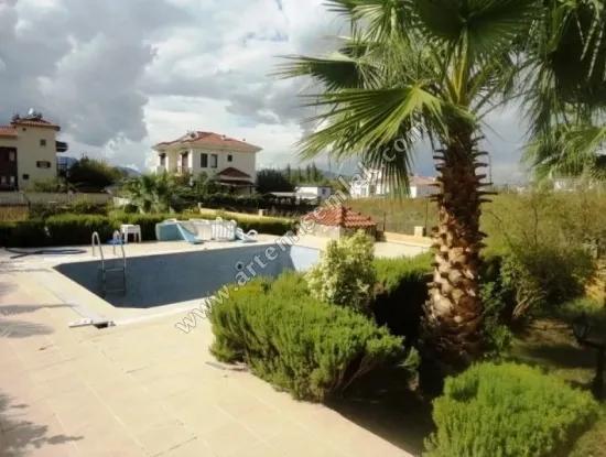 Blackthorn Dalaman Merkez Mah. Villa With Pool For Sale.