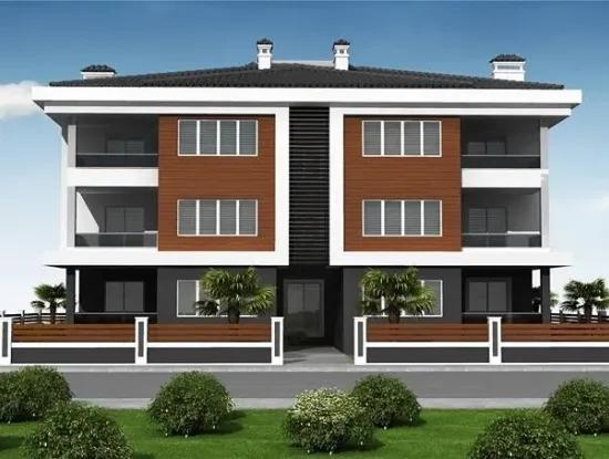 Oriya Apartment For Sale In Mugla Centre Are Zero . 3+1 140 M2.