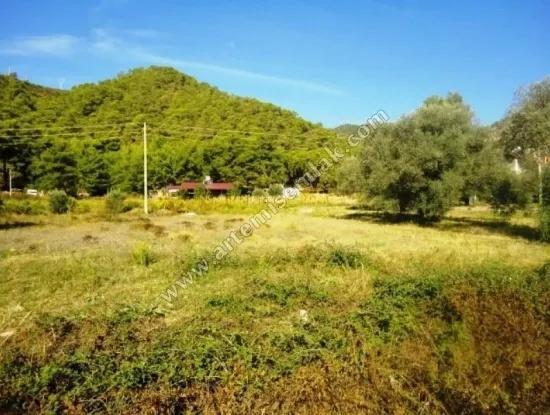 Land For Sale In Gocek Fethiye. 715 M2.