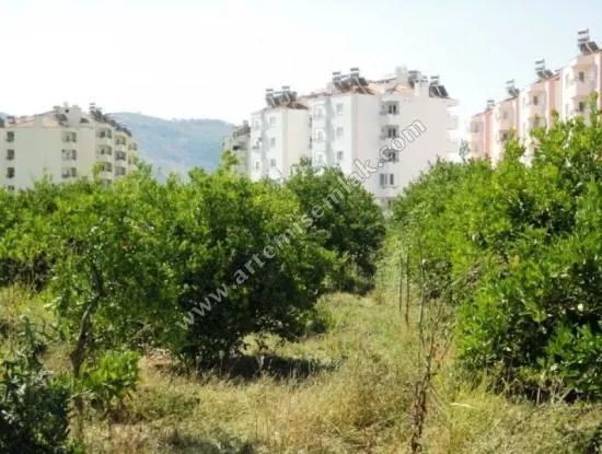 Dalaman Merkezde ,Karaçalı Mah. Satılık Arsa.378 M2.