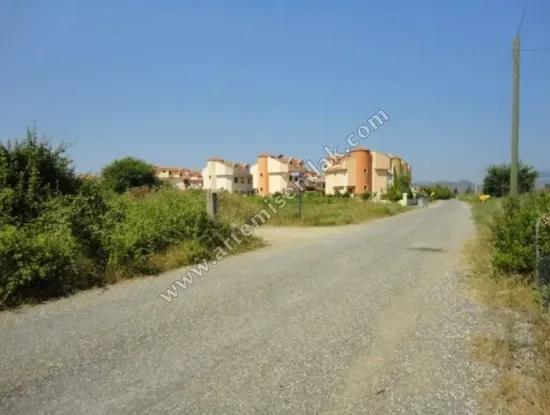 Dalaman Merkez Karaçalı Mah. Satılık Arsa. 465 M2 .